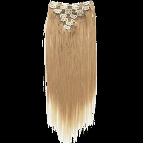 Full Head Hairpiece Straight