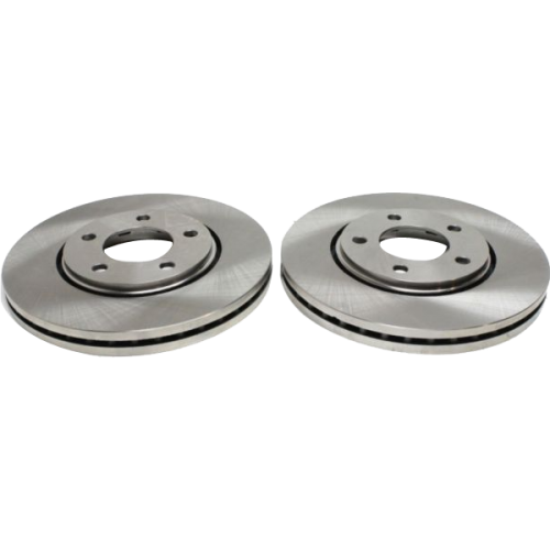 Replacement REPL270101 Brake Disc and Pad Kit - 11.06 in. Disc Diameter