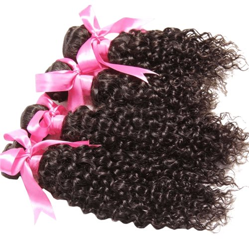 Brazilian Curly Virgin Hair