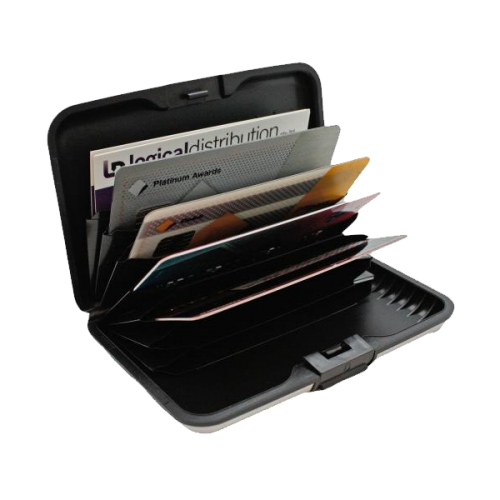 Aluminium RFID Blocking Wallet