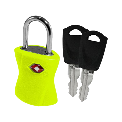 TSA Approved Keyed Luggage Locks