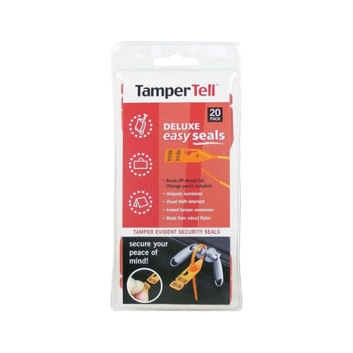 TamperTell Luggage Security Seals
