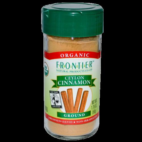 Cinnamon, Ceylon, True, Organic
