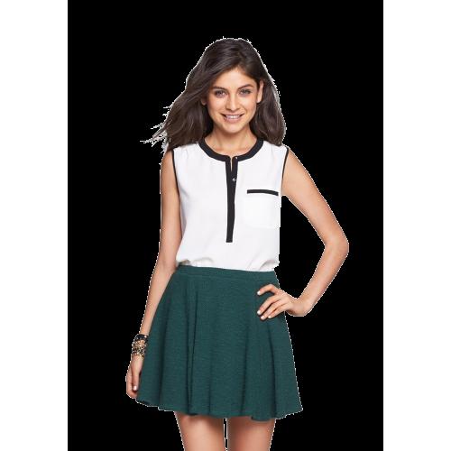 Knit Skater Skirt (Juniors)