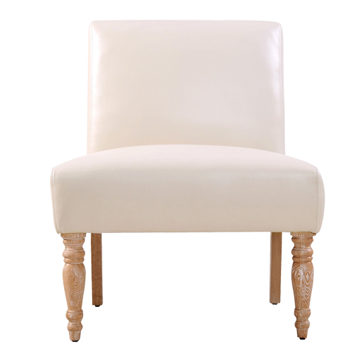 HOME Bradstreet Marzipan Cream Renu Chair