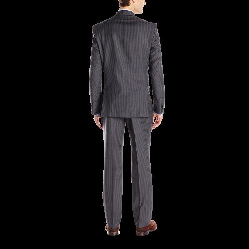Men's 2 Button Notch Lapel Suit