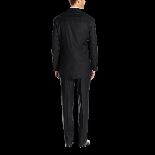 Men's Classic Fit 2 Button Center Vent Pleated Super 150's Suit