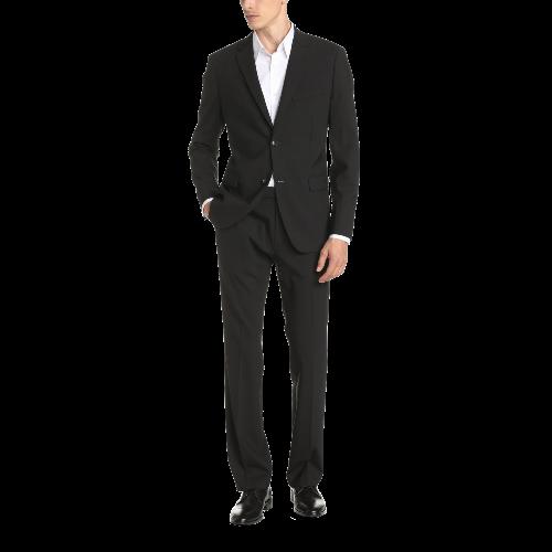 Men's Wellar Half Canvas New Tailor Suit Jacket