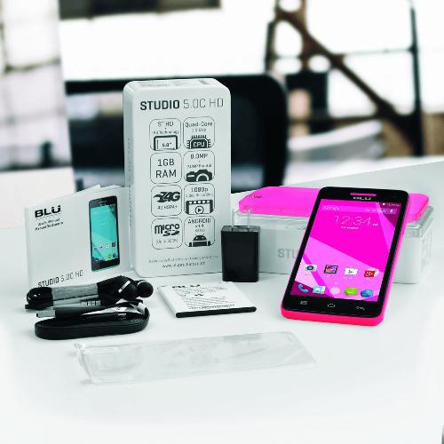 BLU Studio 5.0 C HD Smartphone