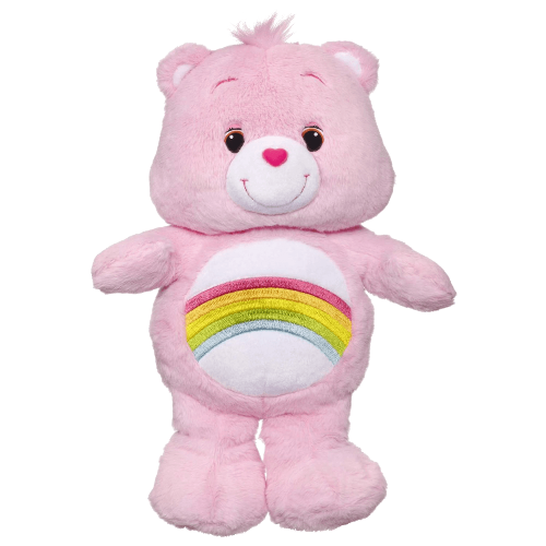 Bear Toy With DVD