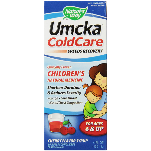 Umcka Coldcare Children's Cherry Syrup