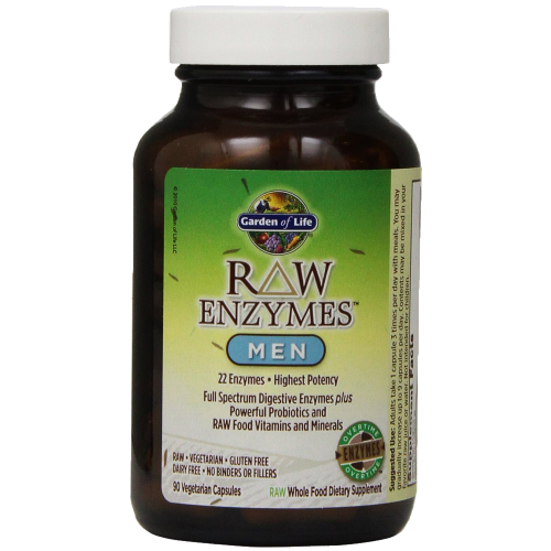 RAW Enzymes(TM) Men