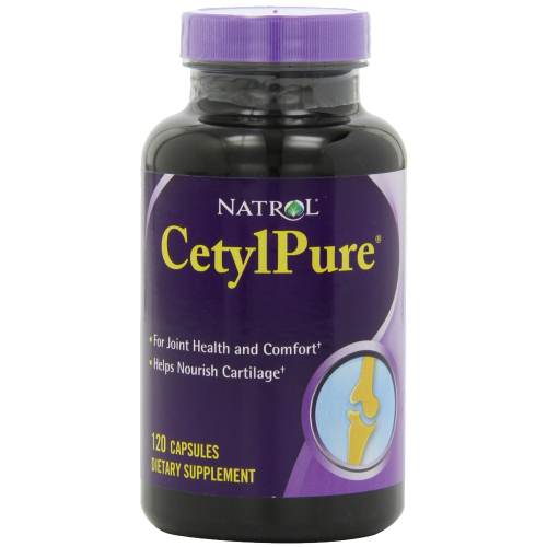 Natrol CetylPure Capsules
