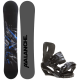 Mens Snowboard + Sapient Stash Bindings