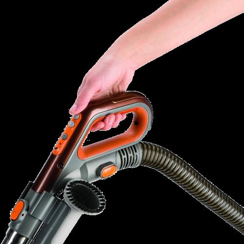 Hard Floor Expert Deluxe Canister Vacuum