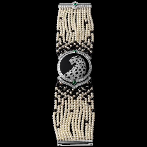 High Jewelry watch