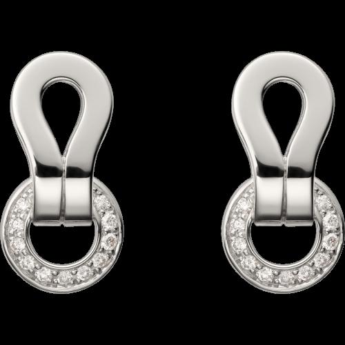 Agrafe earrings