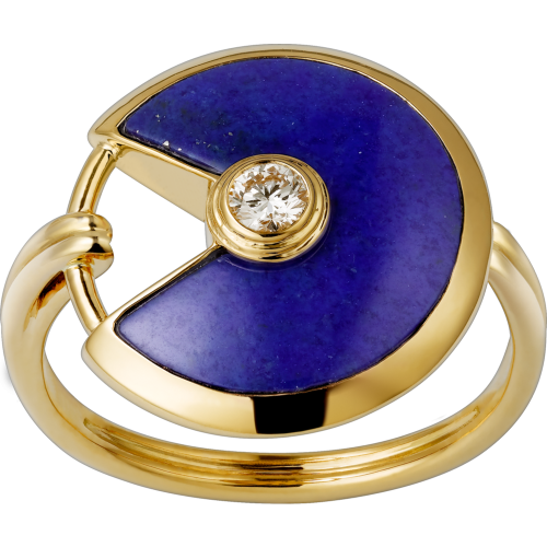 Amulette de Cartier ring