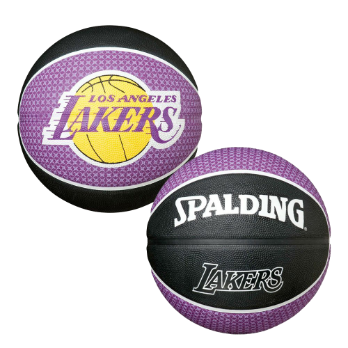 Team Ball L.A. Lakers Basketball