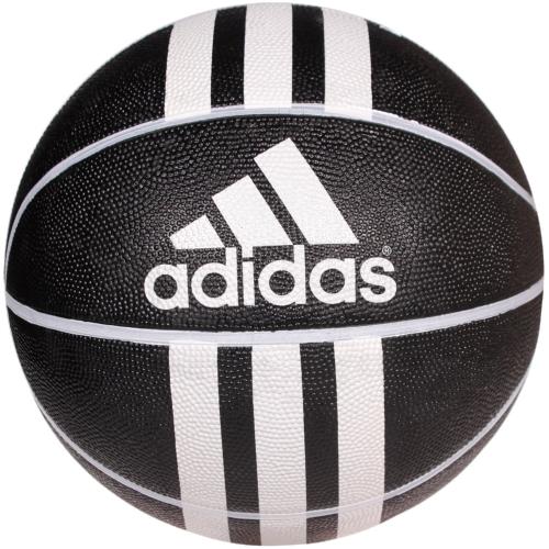 Performance 3-Stripes Rubber Basketball