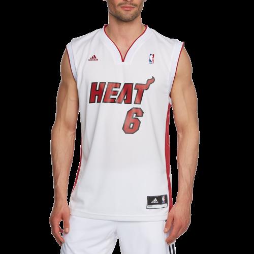 Miami Heat Lebron James NBA Replica Jersey