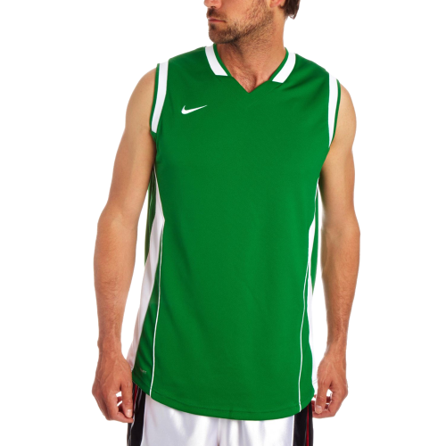 Sleeveless Men's Basketball Top