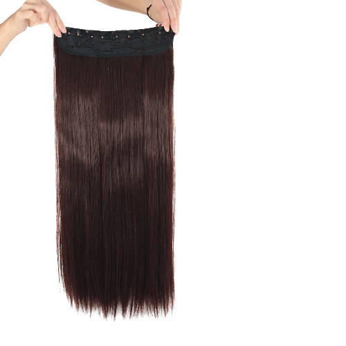 Long Straight Clip in Hair Extensions