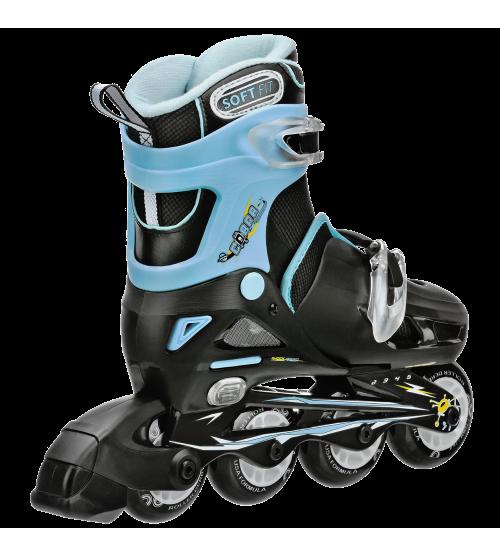 Roller Derby Boy's Tracer Adjustable Inline Skate