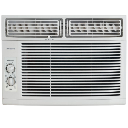 Window-Mounted Compact Air Conditioner