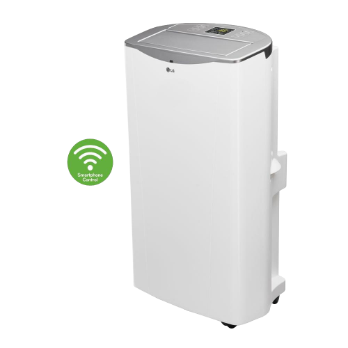 Dehumidifier Function w/ Wi-Fi and Remote Control