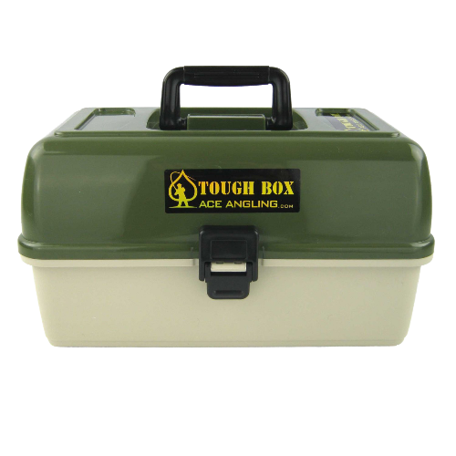 Tray Cantilever Fishing Tackle Tough Box