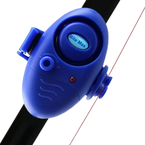 Fishing Bite Alarm With Volume Control