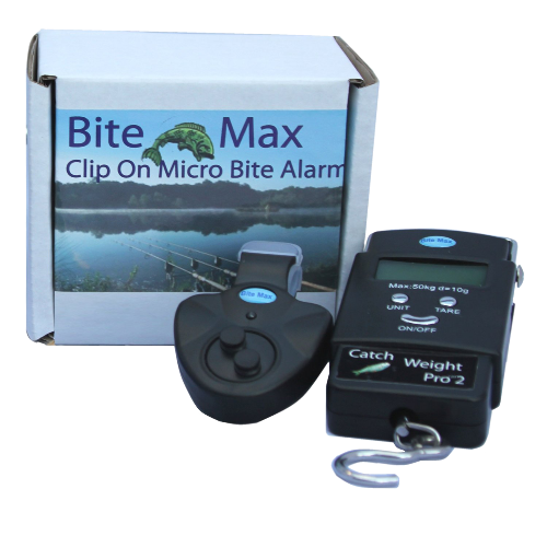 Micro Bite Alarm Indicator & Catch
