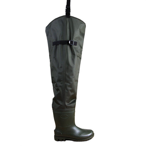 Unisex Fishing Waders Army Green