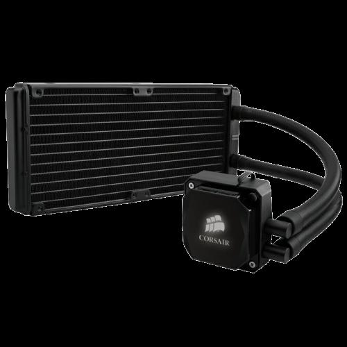 Corsair Hydro Series Extreme Performance Liquid CPU Cooler H100i