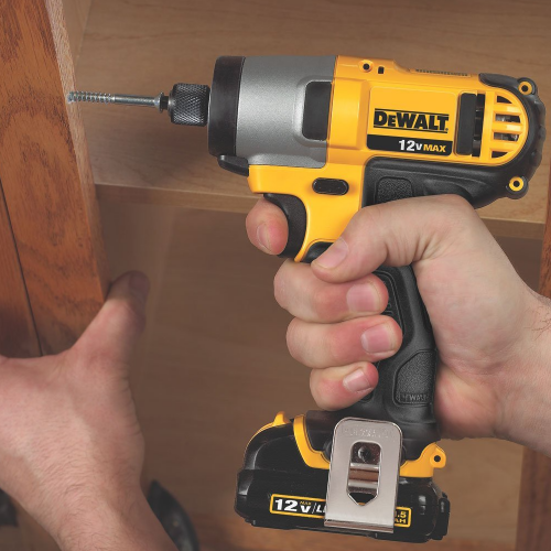 Screwdriver-Impact Driver Combo Kit