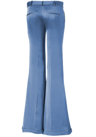 BALMAIN Flared Silk Pants 2.png