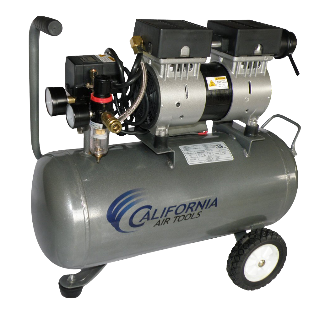 California Air Tools CAT-6310 Ultra Quiet and Oil-Free 1.0 Hp 6.3-Gallon Steel Tank Air Compressor 3.png