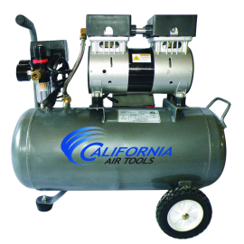 California Air Tools CAT-6310 Ultra Quiet and Oil-Free 1.0 Hp 6.3-Gallon Steel Tank Air Compressor 2.png