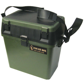 Fishing Tackle Seat Box Includes Padded Strap Seat Pad Very Strong Freepost_06.png