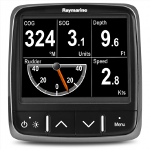 Raymarine I70 Multifunction Instrument Display2