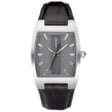 DKNY Square Brushed Classic Men's Watch NY1458  1