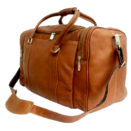 Piel Leather Classic Weekend Carry-On Travel Duffles 1
