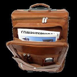 Piel Mini-Roller Computer Bag 2