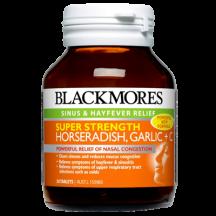 Blackmores HRad Garlic 1