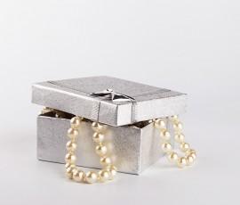 gift on white