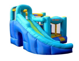 Ultimate Combo Inflatable Bounce House 1