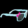 Bow Peepers Polarized Lens Protect Kids Eyes. Girl's Sunglasses Wayfarer Frames_01