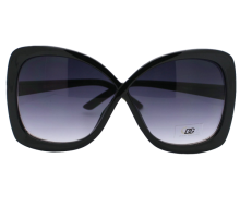DG Eyewear High Fashion Butterfly Oversize 2 Tone Women's Sunglasses_01