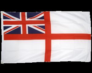 British Navy 3ft x 5ft Nylon Flag 1